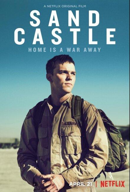 샌드 캐슬(Sand Castle)... 페르난도 코임브라, 니콜라스 홀트... 이라크전 배경 전쟁영화 샌드캐슬