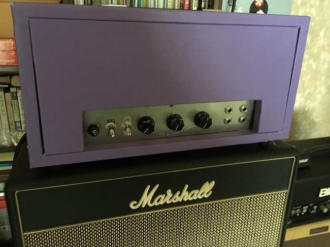 Fender Deluxe 5E3 Amp Clone (펜더 디럭스 5E3 앰프 클론) 제작기 2.
