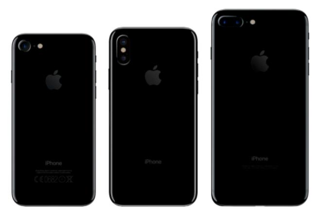아이폰7S vs 아이폰8. 다른 제품이 될 것이라는 두 제품.