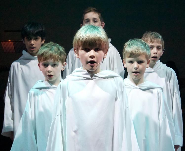 [The St. Philips Boy's Choir] 리베라 소년 합창단 노래에 대해서
