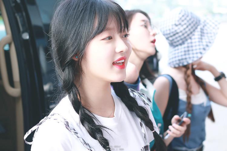 20170720 김포공항 출국 (유아)