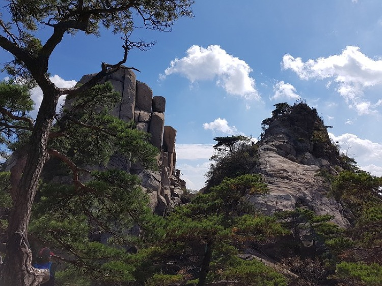 도봉산 사패산 산행