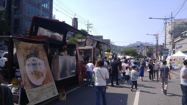 세계의 맛을 느껴라! 성북세계음식축제 누리마실 2017
