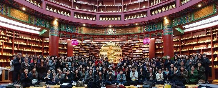 2018년 3월 서울법회