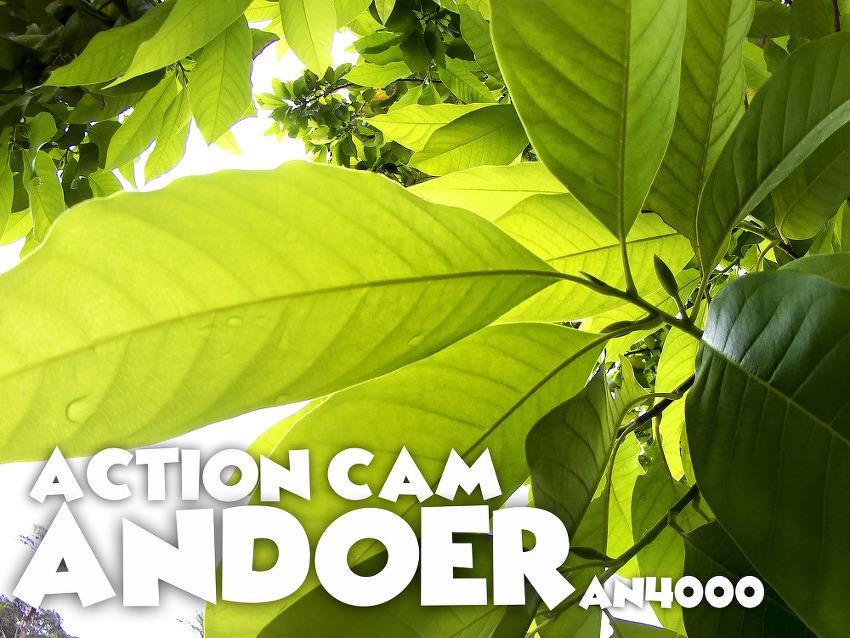 가성비 좋은 저려미 액션카메라 추천! Andoer AN4000