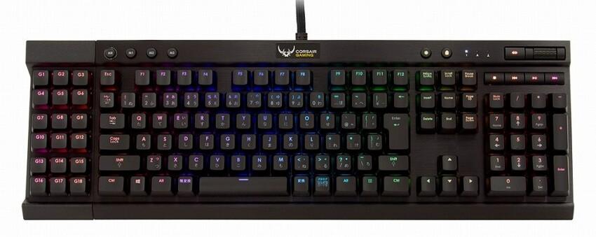 커세어 K95 RGB MX 레드 기계식 키보드