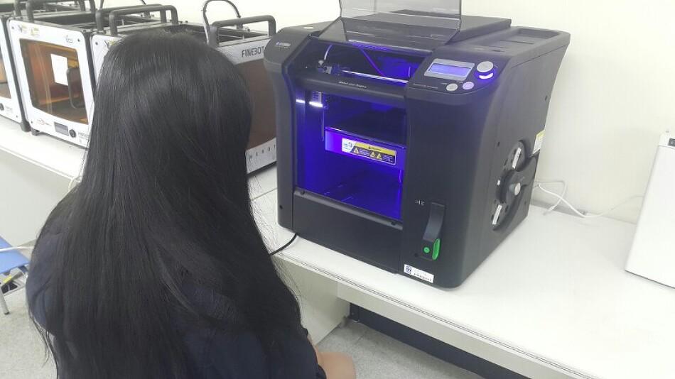 3D프린팅 산업 콘텐츠 교육 현장