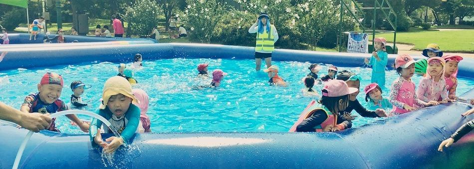 <올림픽공원 물놀이장>으로 가족나들이 어떠세요?