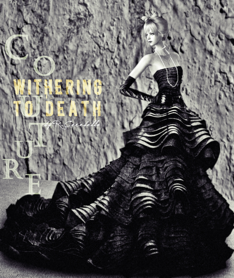 Couture Editorial : Withering to Death