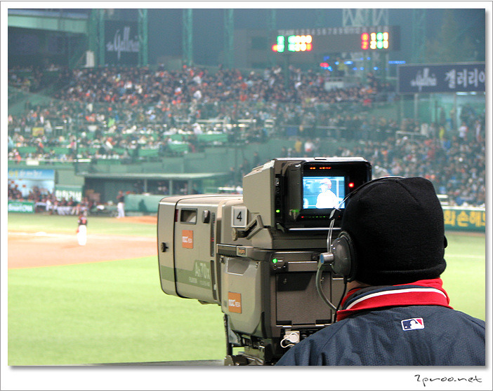 대전 한밭 야구장, 한화 대 롯데, 대전 개막전