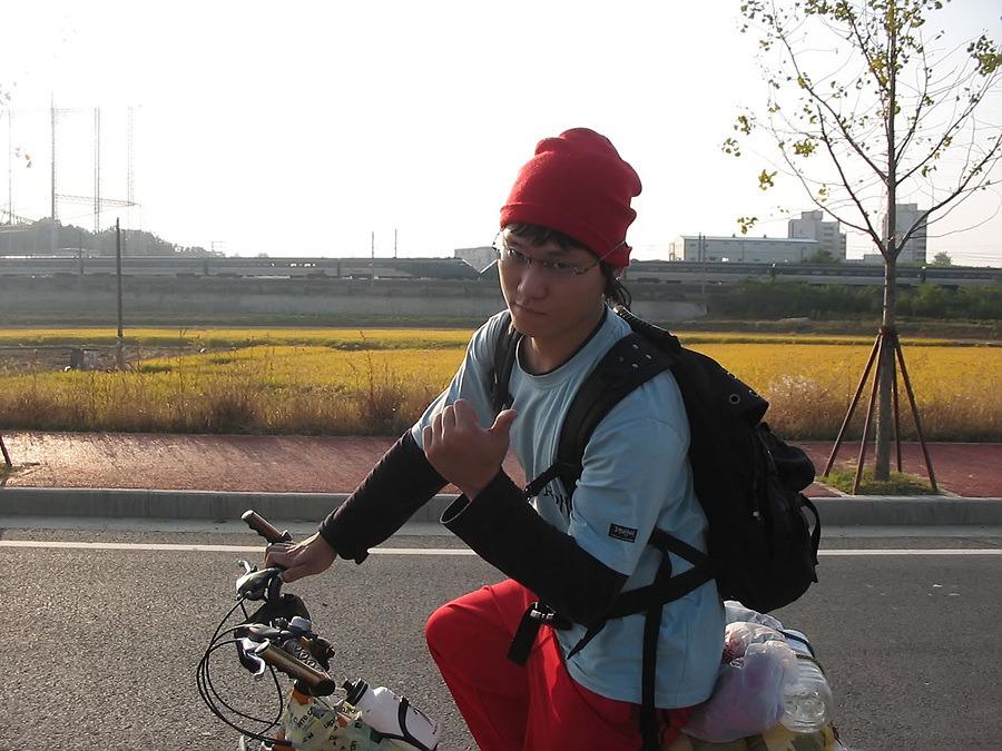 자전거로 달리자 - 3일차 ② ▷ 충청도 : 1254514D513BA4E82B76C9