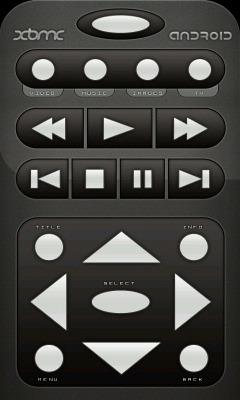 xbmc remote