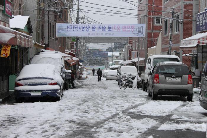 드라마 타짜 촬영 우리 동네 사진 2