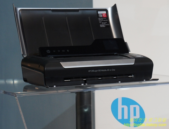 HP 올인원 (AIO) 모바일 복합기 오피스젯 150