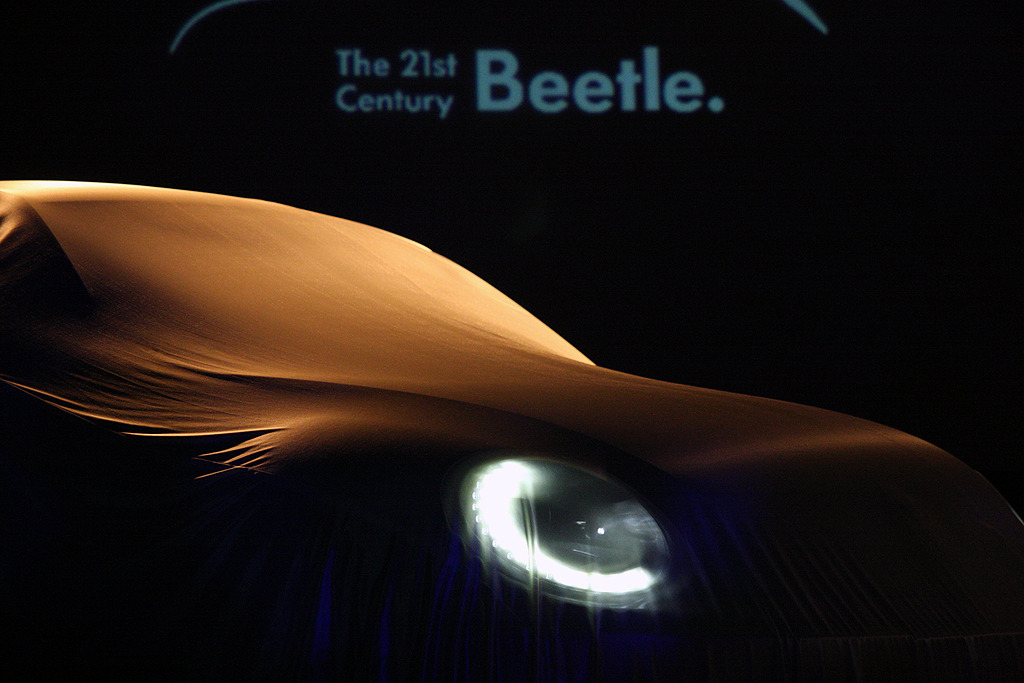 The 21st Century Beetle SNEAK PREVIEW