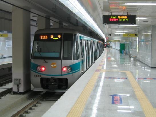 광주지하철