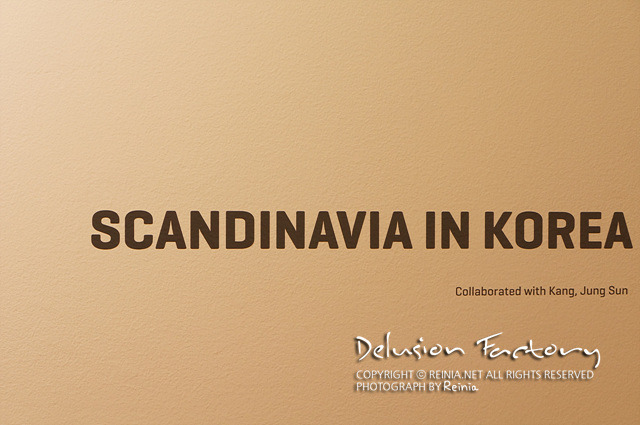 SCANDINAVIA IN KOREA