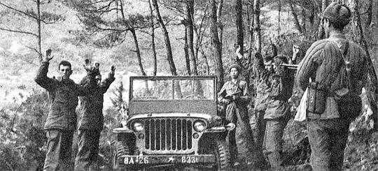 6.25 전쟁 60년 (운산전투 )