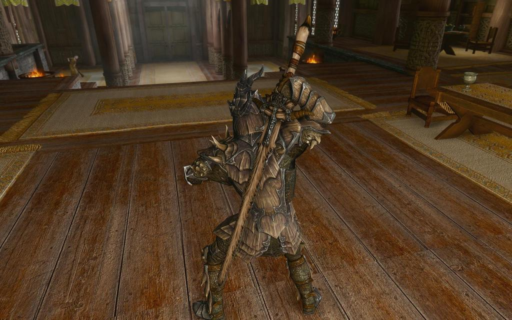 dragonbone weapons mod images
