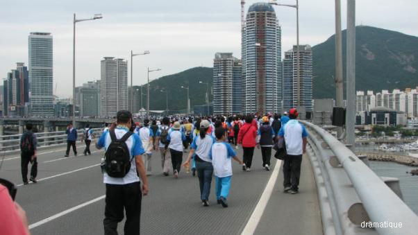 광안대교 걷기축제