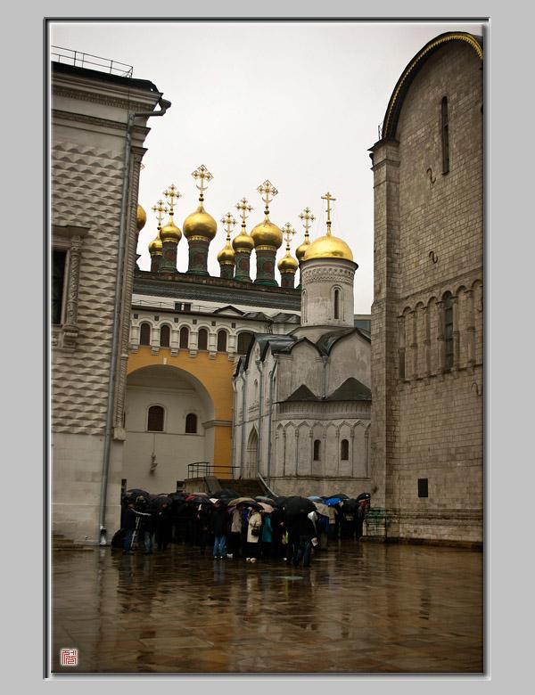 [Canon 300D] 크렘린궁에서... _ 러시아