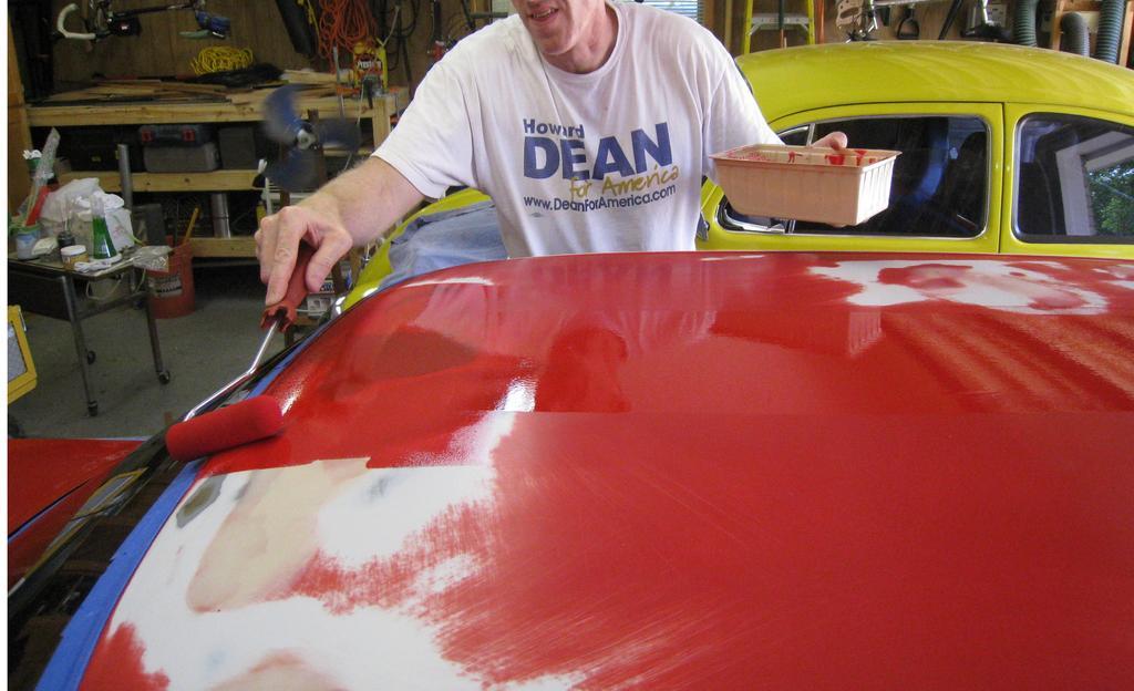Matt Black Hammerite Spray Paint