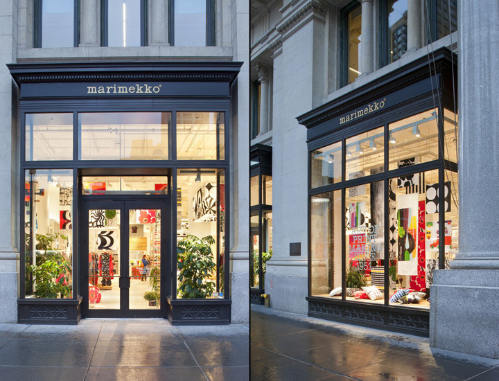 Half of the new Marimekko stores opened in were in the Asia-Pacific region: two in Hong Kong, one in Chengdu in mainland China, two in Seoul in South Korea and two in Japan. In Australia, Marimekko opened a company-owned store in Melbourne. One shop-in .