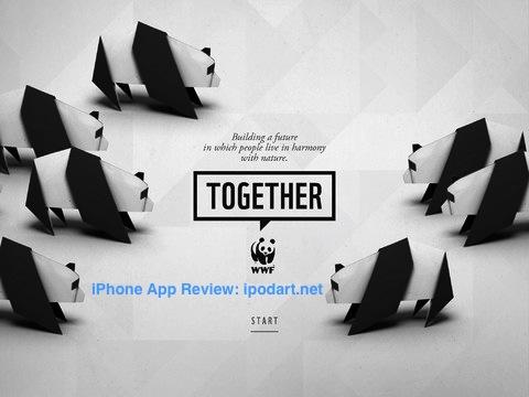 WWF Together 동물 환경 보호 어린이
