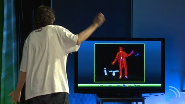 Body Tracking on KINECT