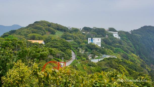 장사도(長蛇島)풍경