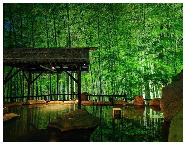일본신혼여행추천 - 가까운 큐슈에서 럭셔리한 료칸 허니문을~! 타케후에(竹ふえ)
