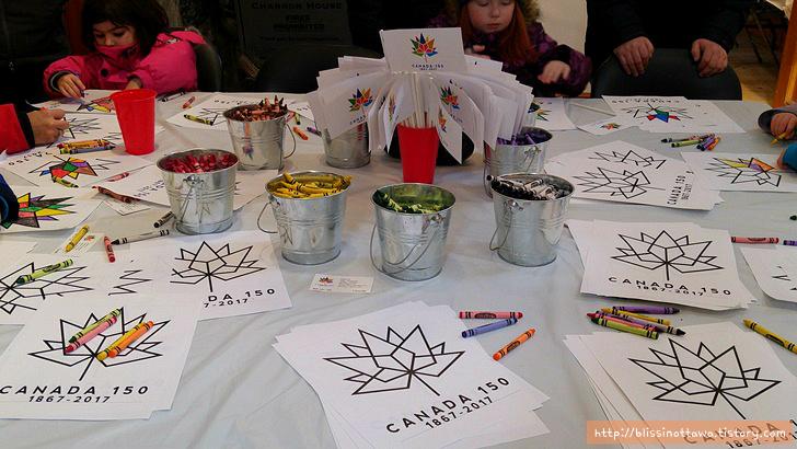 캐나다 겨울 축제 오타와 윈터루드 winterlude 건국 150주년