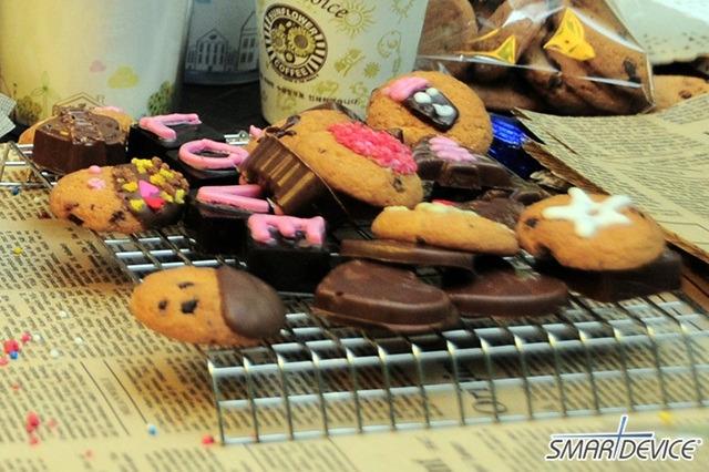 발렌타인데이, 발렌타인데이 초콜릿, 발렌타인데이 초콜릿 만들기, 초콜릿, 초콜릿 만들기, 방산시장, 방산시장 가는길, 갤럭시 노트2, 갤럭시 노트2 발렌타인데이