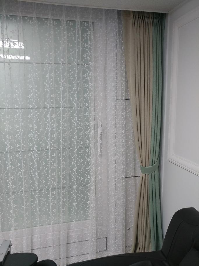 양천구커튼 블라인드맞춤 전문점 우장홈패션입니다.