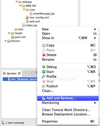 how to add standardoutputstreamlog to maven project
