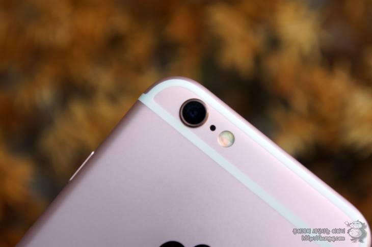 아이폰6s, 플러스, 로즈골드, 카메라, 성능