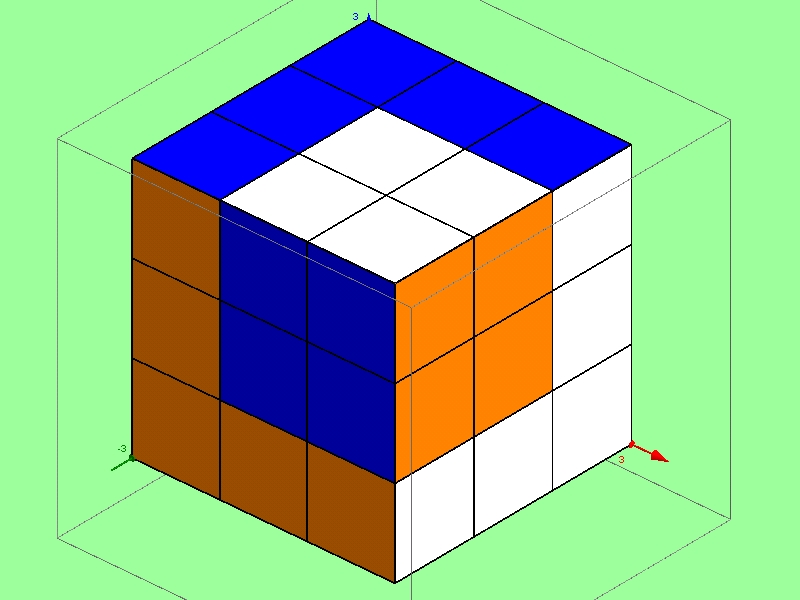 지오지브라 | Cube in Cube