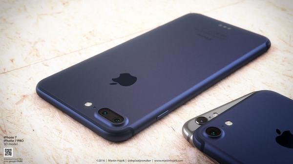 아이폰7 플러스 렌더링