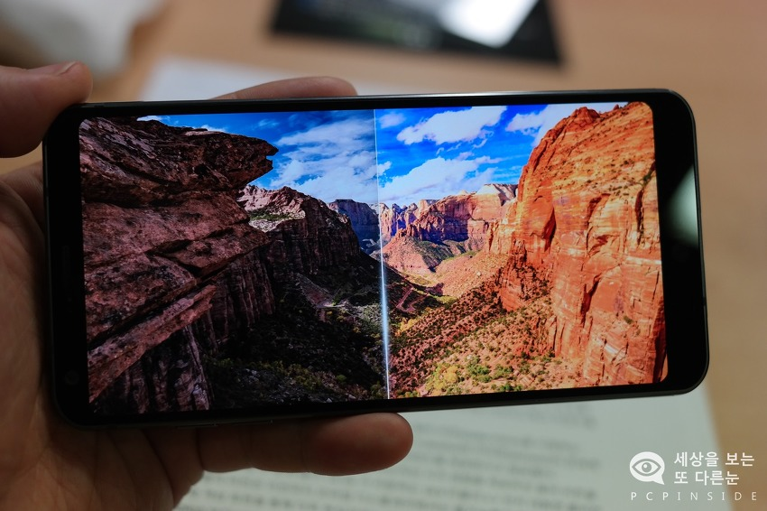 LG는 알려주지 않는 G6 숨겨진 이야기. 돌비비전(DolbyVision)