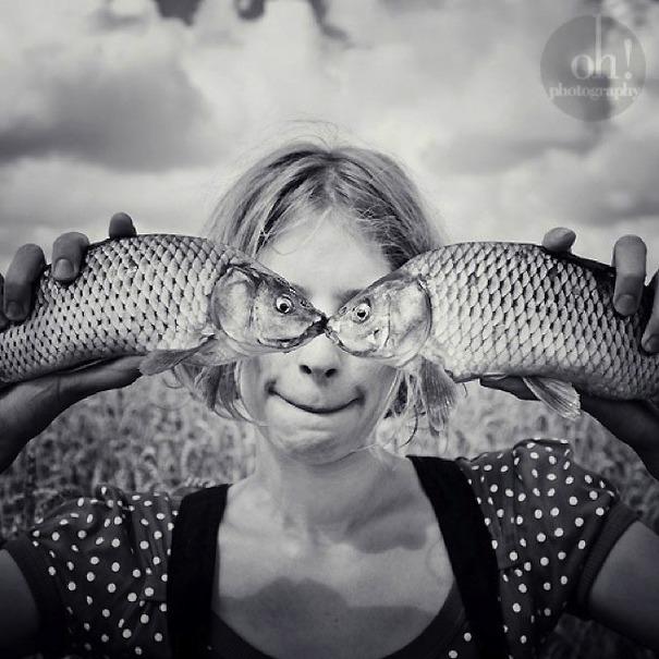 현실과 사진의 경계를 허물다, 초현실주의 사진작가 Oleksandr Hnatenko