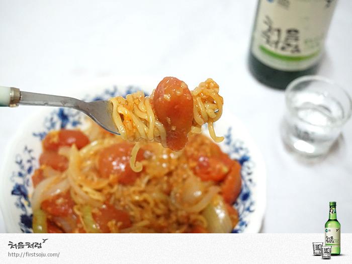 토마토라면