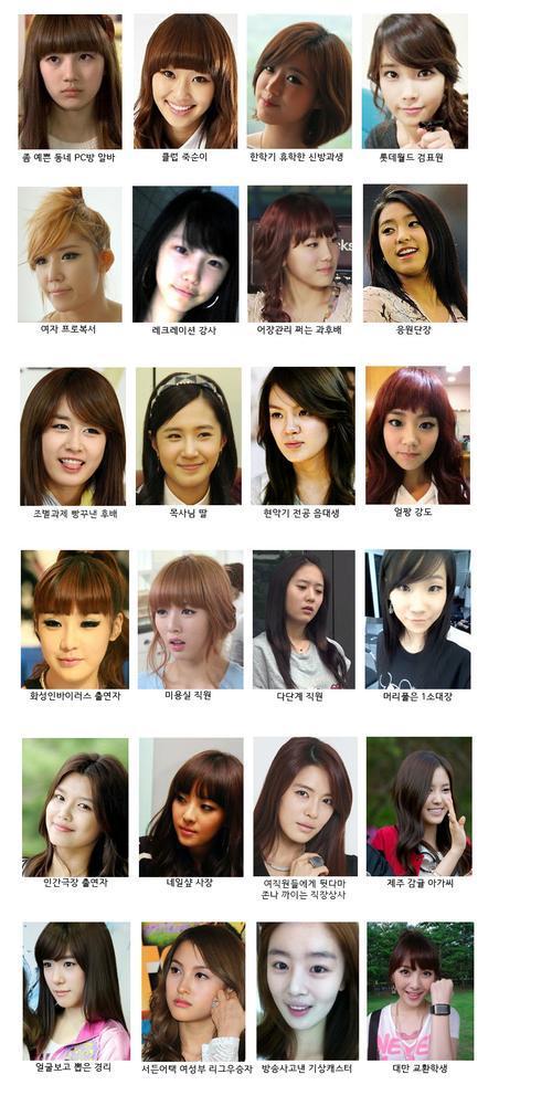 여자 아이돌 직업