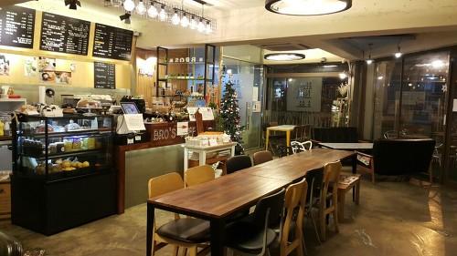카페 Cafe 실내 모습