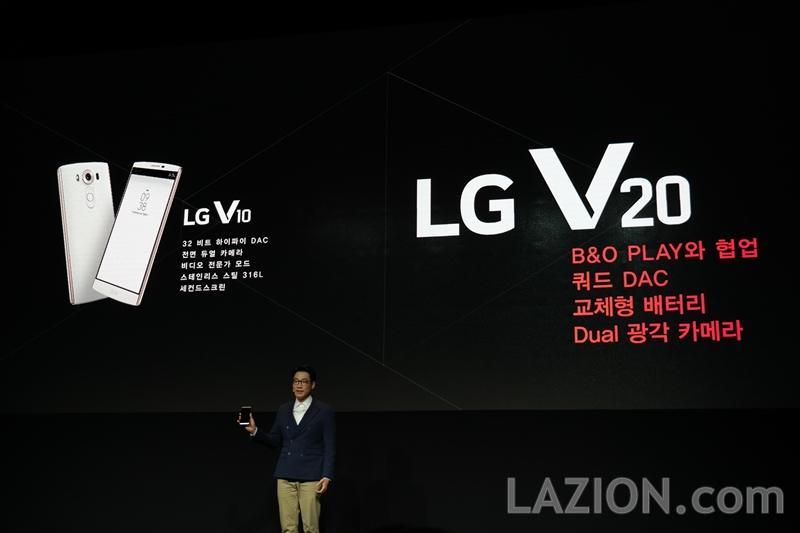 LG V20 출시, 제 살 깎아먹는 이해하기 힘든 세가지