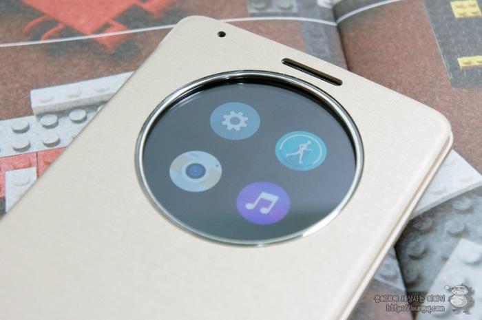 LG G3, 퀵서클케이스, 기능