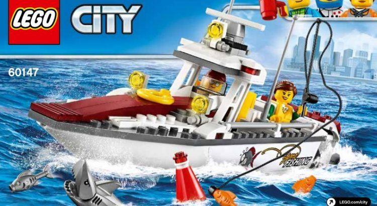 lego city 60151 instructions