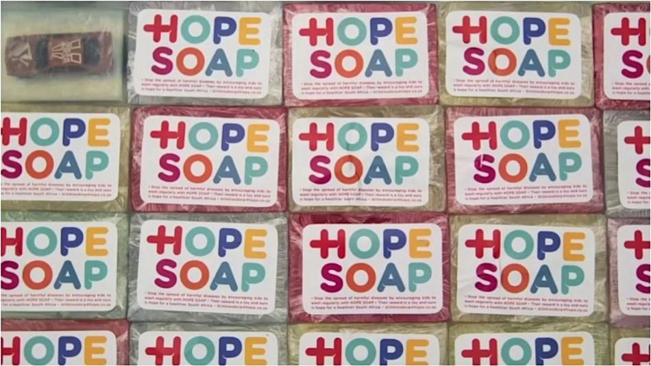 아이들이 자발적으로 손을 씻게한 2가지 해외 캠페인! The Germ Stamp와 Hope Soap.