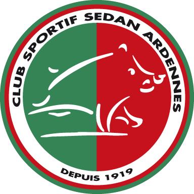 CS Sedan Ardennes emblem(crest)