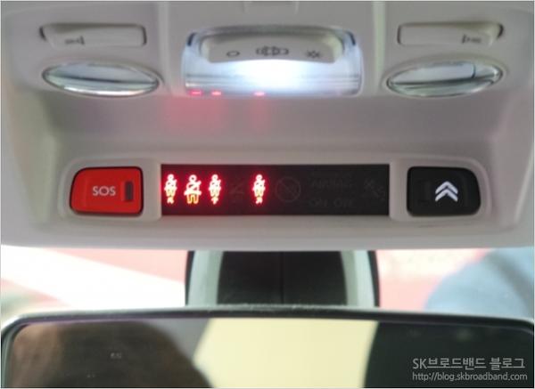 < 이미지 : BMW에 탑재돼 있는 이콜 기능 / 출처 : 정구민 >