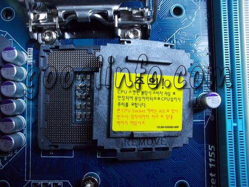 메인보드에 CPU 설치하는 법 7